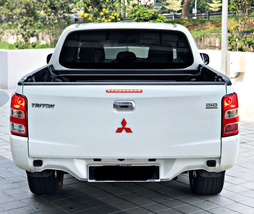 SEWA BELI>>MITSUBISHI TRITON QUEST 2.5 (MANUAL) 2017