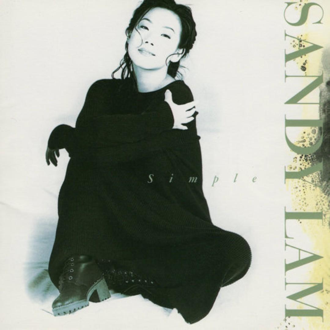 Simple 林憶蓮 日語 1994  (日版)  made in japan  新淨