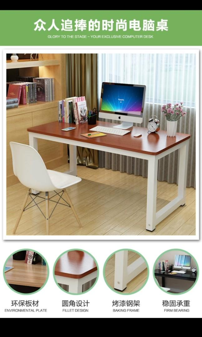 Table and Shelf