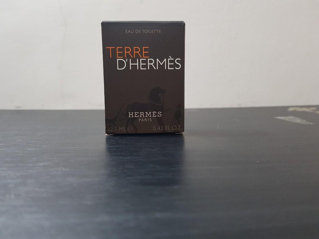 TERRE D'HERMES EDT TRAVEL SPRAY 12.5 ML