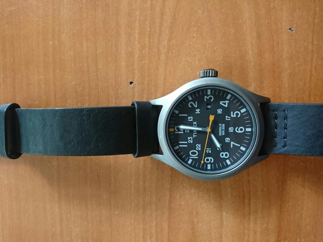 Timex the scovill TW2R46400
