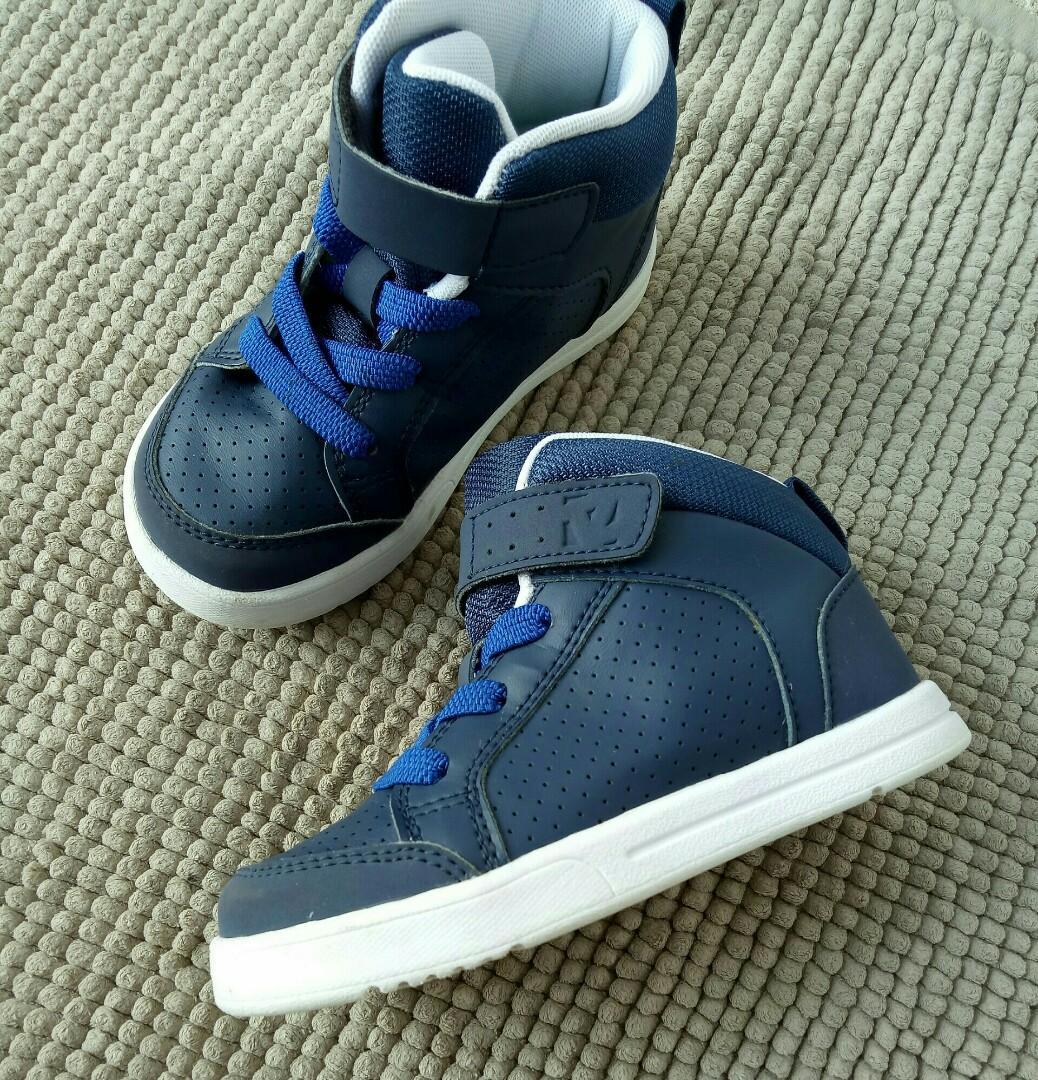 #BAPAU Toezone Orville Kids Shoes Navy Blue