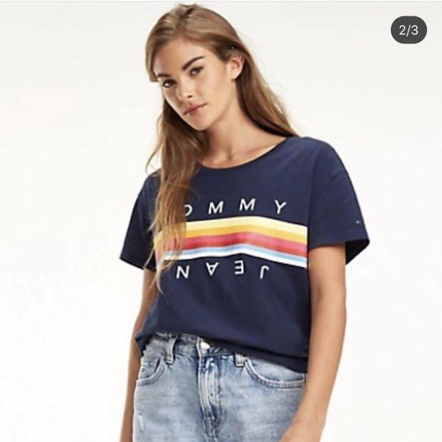 Tommy Hilfiger Tommy jeans women T-shirt tshirt tee 女裝t恤