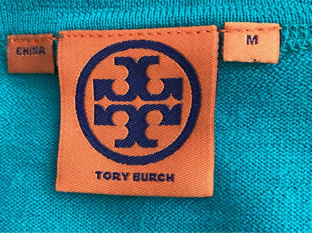 Tory Burch Simone Cardigan Merino Wool