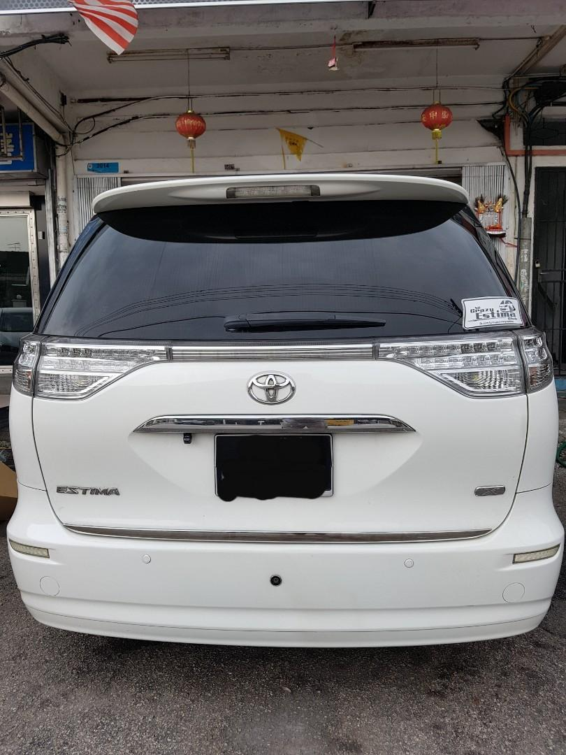 Toyota Estima 2.4 Aeras 8S Moonroof Auto