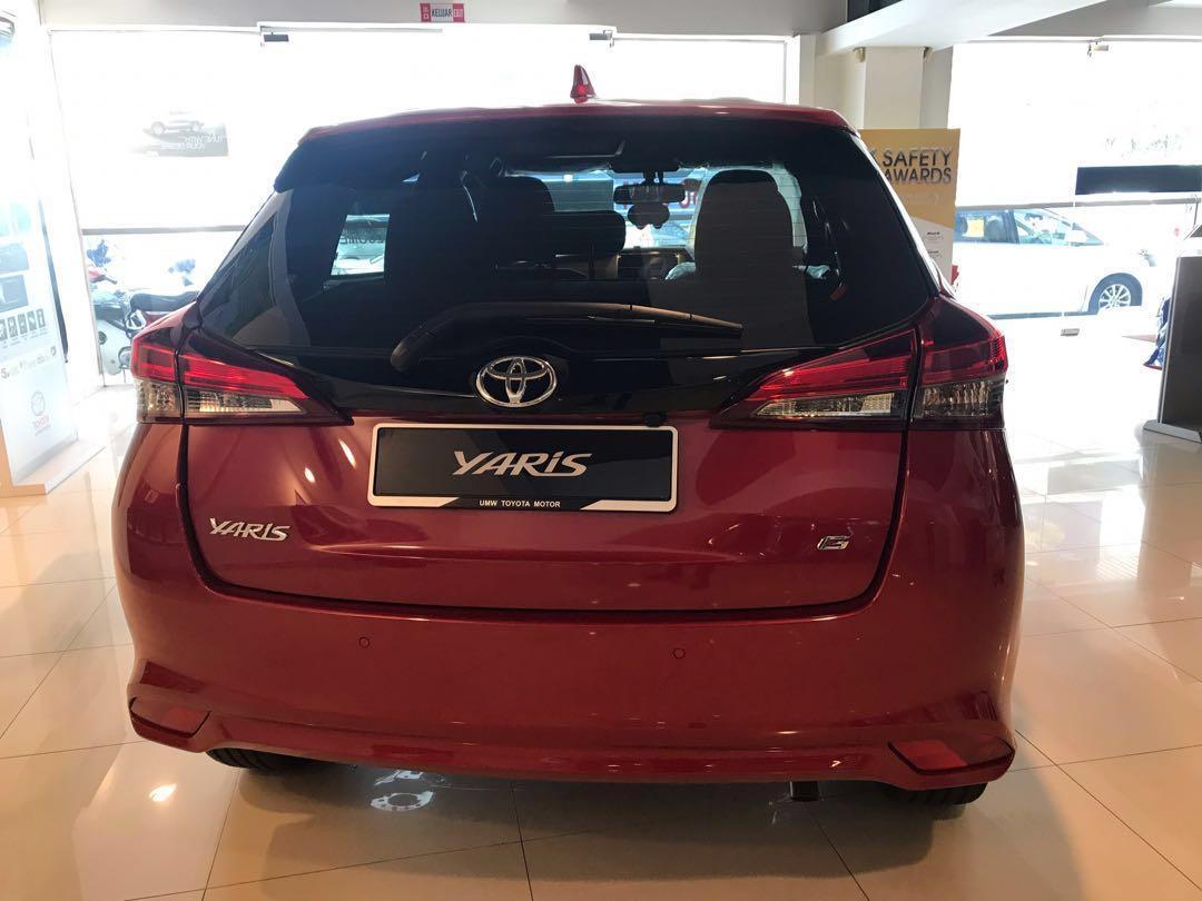 Toyota Yaris + Vios 2019 + Camera + DVD Monitor + Tinted