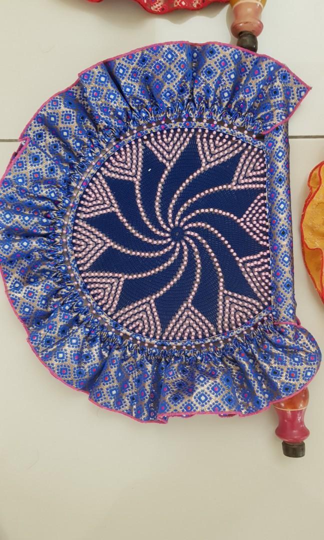 Traditional Pakhi Fan