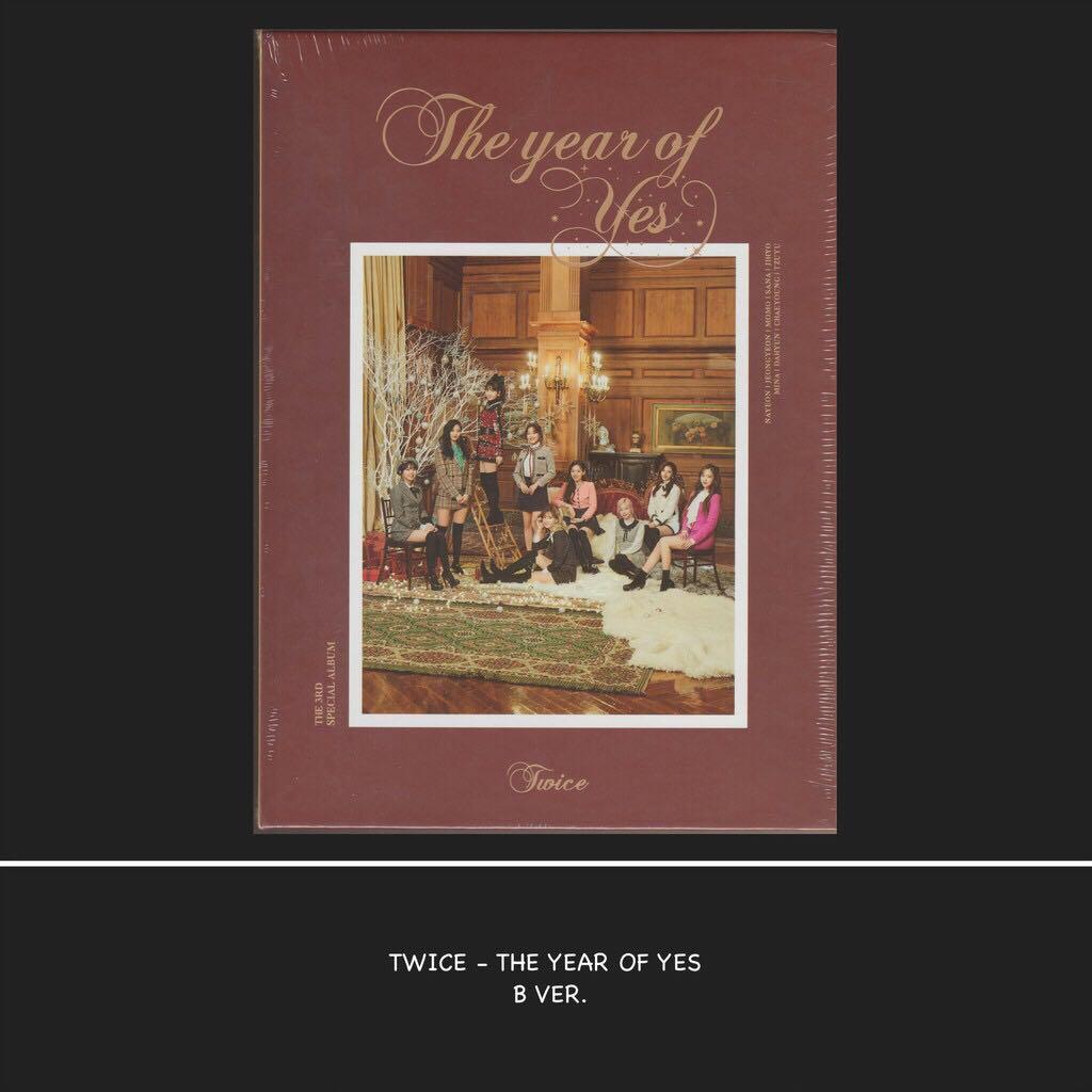 twice - the years of yes