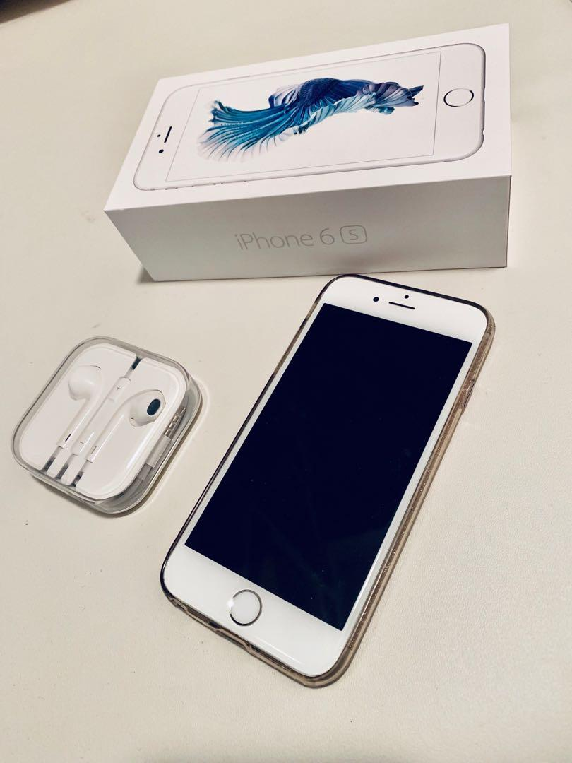 Unlocked IPhone 6s up for grabs!