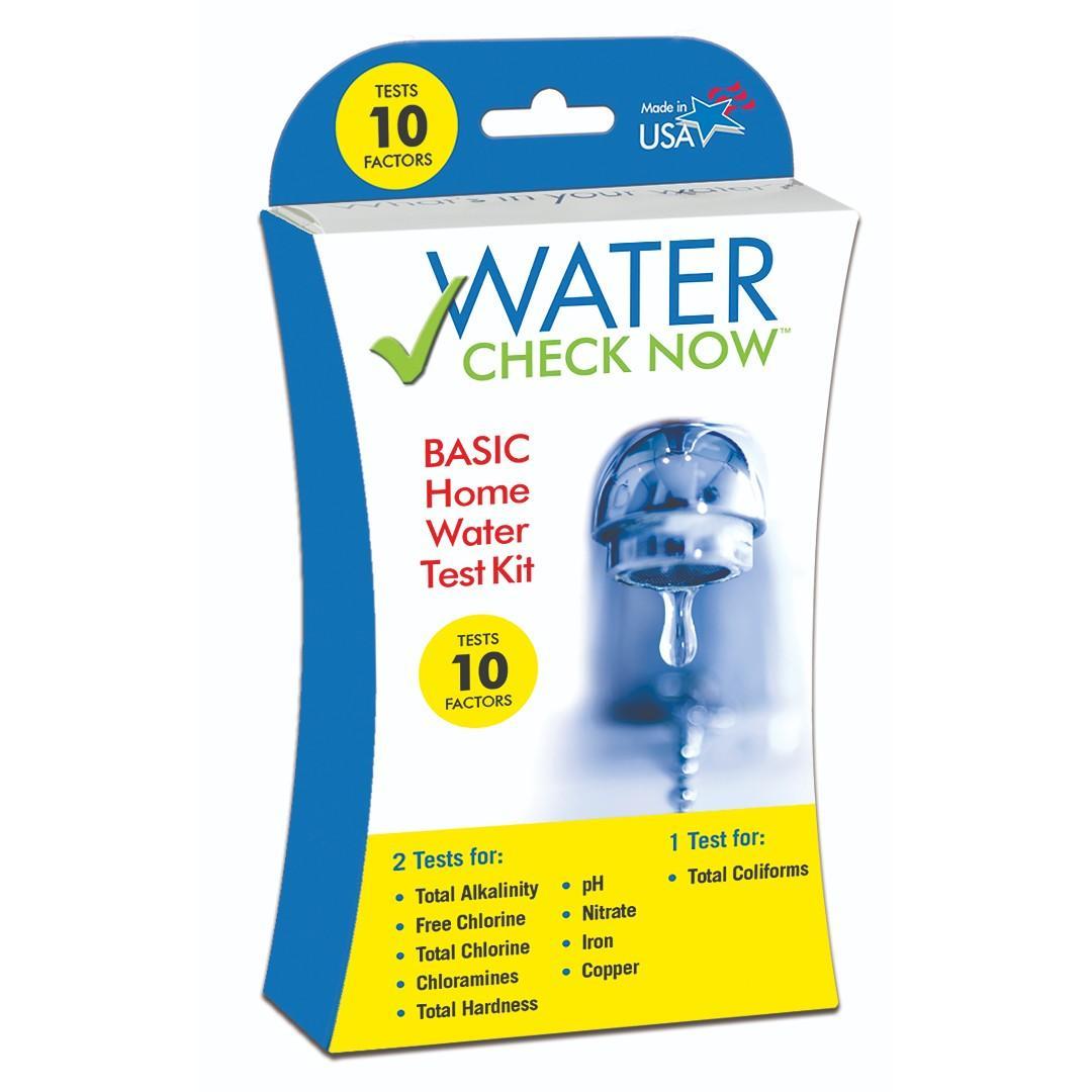 WaterCheck Now Basic Water Test Kits