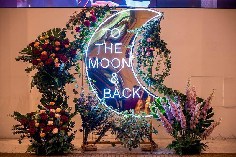 Wedding Neon Signs Rental