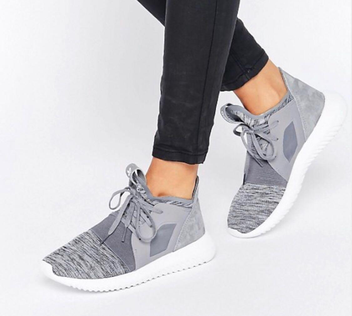 Women's Adidas Tubular Defiant Sneakers