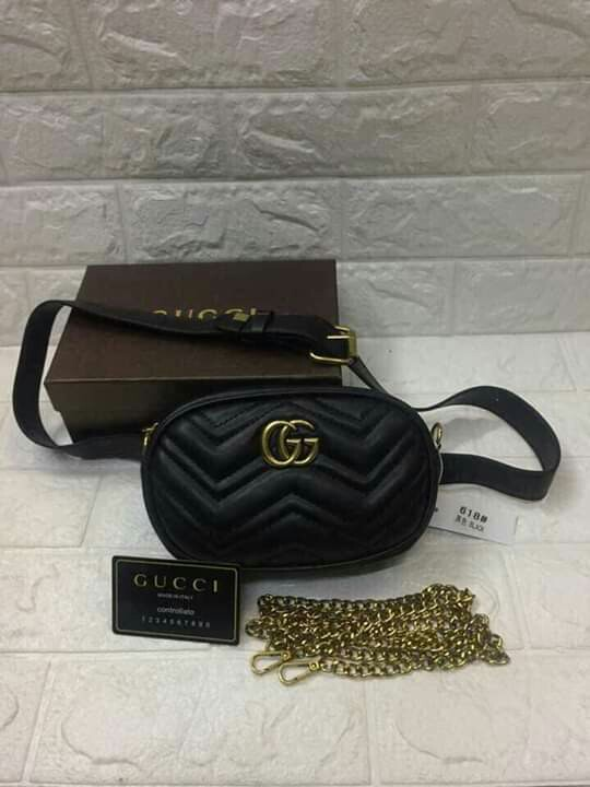 3351044572 w/Serial&Box MOTHERS DAY SALE TIL MAY12 ONLY Gucci Belt Bag Gucci Bum Bag  GG Belt Bag GG Bum Bag Gucci Chain Bag GG Chain Bag Gucci Sling Bag Gucci  ...
