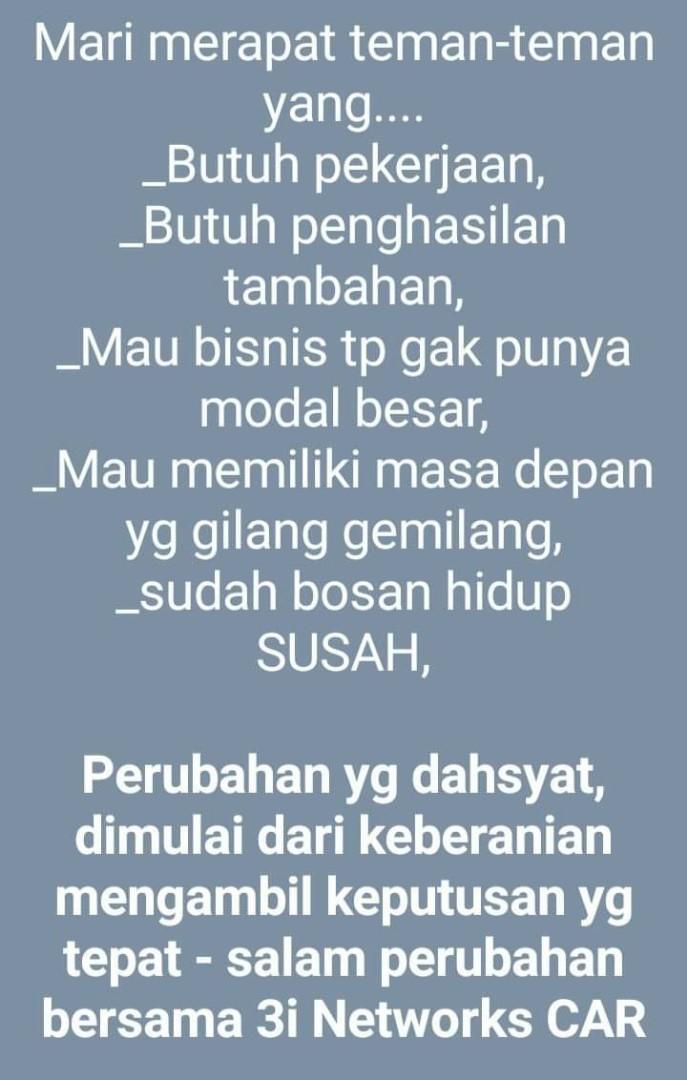 Yuk Jalankan Bisnis Jaman Now, pertama di Imdonesia