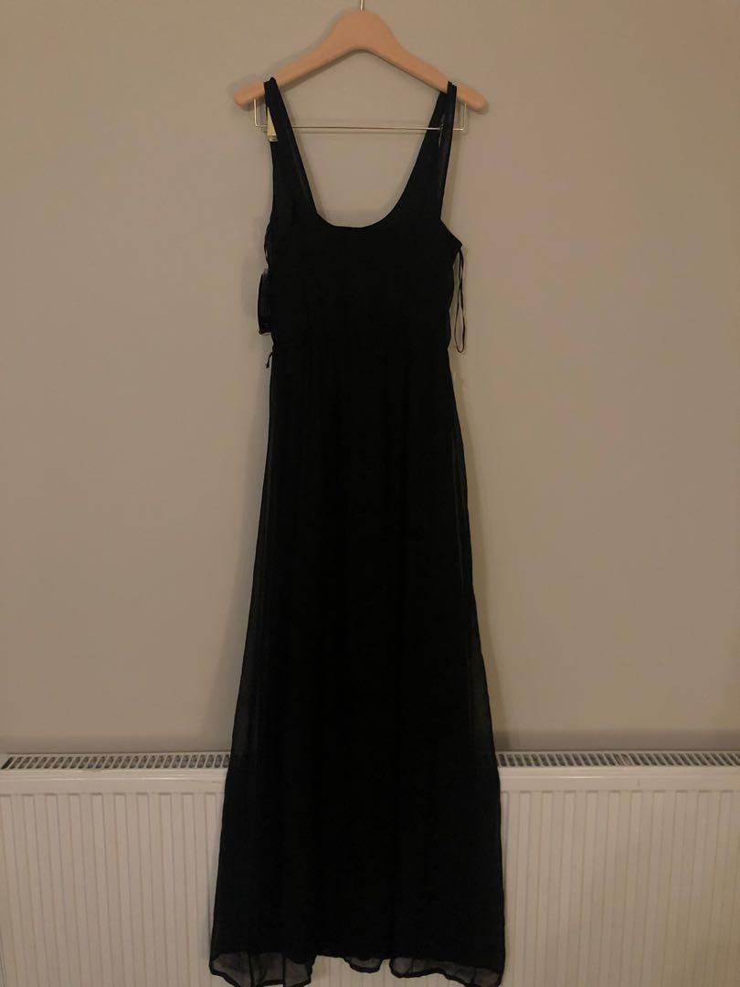 Zara Maxi Dress Size S