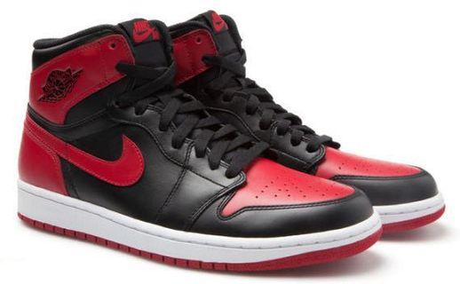 Jordan Bred 1s Size 5Y *FIXED COST*