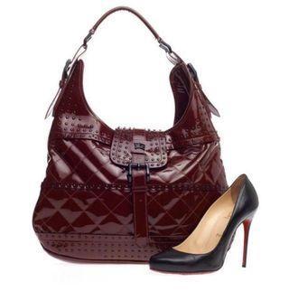 Burberry Handbag #endgameyourexcess