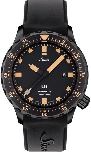 New Old Stock Sinn U1 (SPECIAL EDITION) in complete set - 44mm