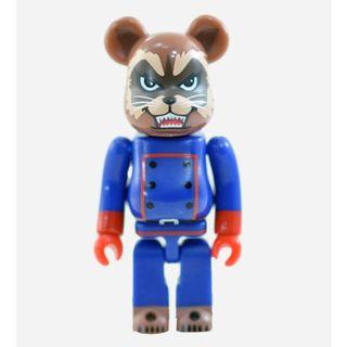 S29 - Marvel Rocket Raccoon Basic Bearbrick 100% Collectible Figure Medicom Be@rBrick Brand new and sealed, with card