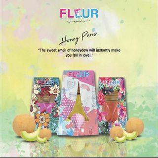 Fleur car perfume / air freshener