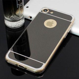 Mirror Soft Cover iPhone 5 / 6 / 6 Plus / 7 / 7 Plus / 8 / 8Plus Case
