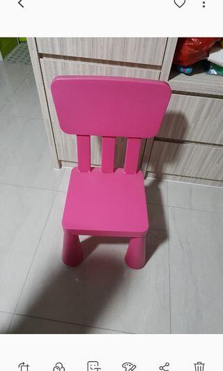 🚚 Ikea Kids Chair