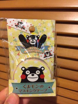 🚚 熊本熊紙膠帶