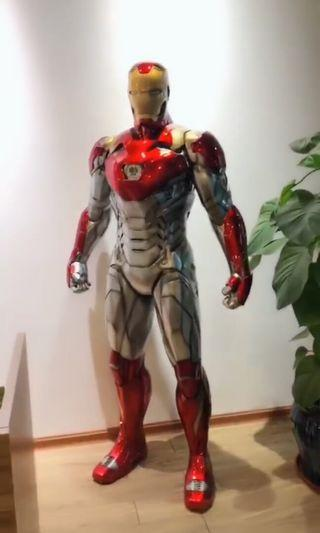 1/1 Ironman Mark47 Avengers 非hottoys