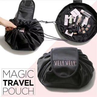 Cosmetic Bag Fashion Travel Makeup Bag Organizer Make Up Case Storage Pouch Toiletry Beauty Kit Box Wash Bag
