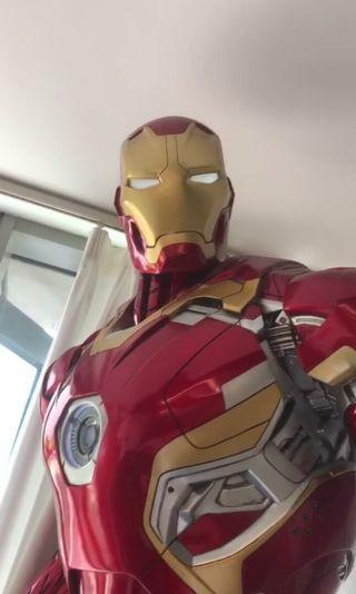 1/1 ironman Mark45 Avengers 非hottoys