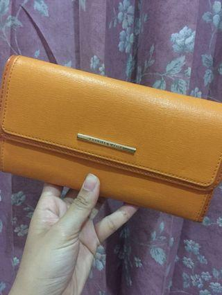 Charles & Keith Wallet (with box!)
