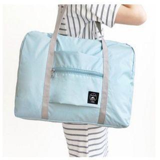 Foldable Storage Bag Waterproof Luggage Bag Travel Shopping Bag Men Women