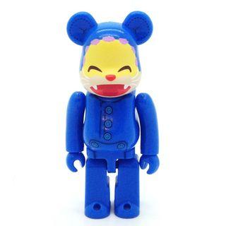 S29 - Cute Nyanchu Blue Basic Bearbrick 100% Collectible Figure Medicom Be@rBrick Brand new and sealed, with card