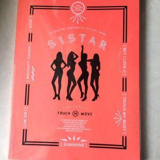 #BAPAU SISTAR TOUCH AND MOVE with group pc