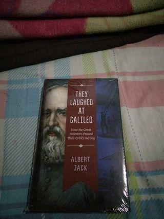 They Laugh At Galileo - Albert Jack