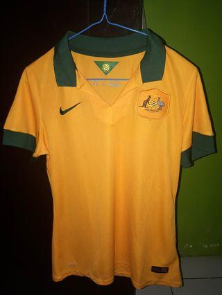 Nike Women Dri Fit Australia Shirt