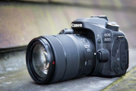 Canon 80D  只有身体 complete