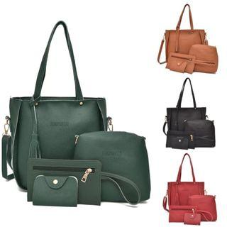 4 in 1 Hand Bag