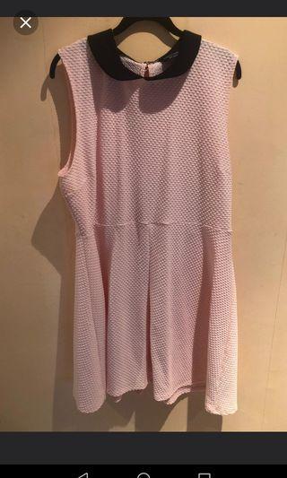 🚚 Uk20 Dorothy perkins pink dress
