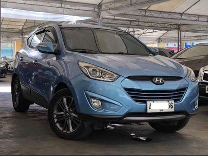 Gorgeous SUV Hyundai Tuczon GL 4WD Crdi RE-VGT only P14T at 30% DP
