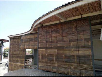 Krey Bambu Hitam #BAPAU