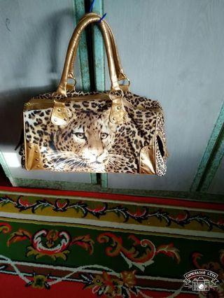 Tiger picture bag