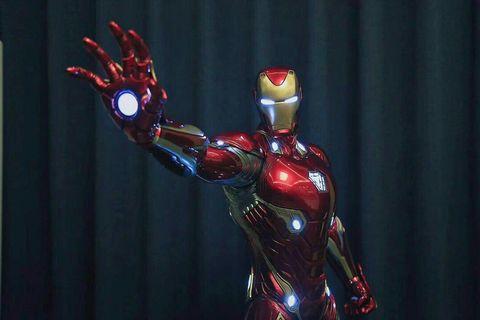 1/2 Ironman Mark50 Avengers