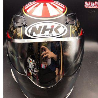 NHK Helmets R1 – Japanese Fortune Cat Limited Edition (ORIGINAL)