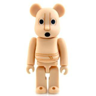 S29 - [Secret] Haniwa Doll RARE Bearbrick 100% Collectible Figure Medicom Be@rBrick Brand new and sealed, with card