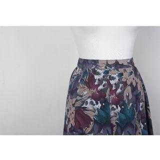 🚚 ::FlowerHolic:: Vintage 古著長裙 250