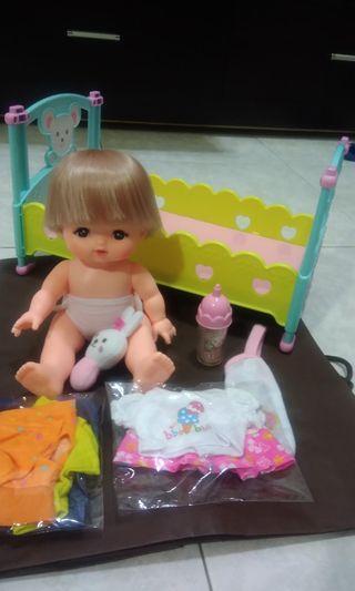 🚚 小美樂娃娃