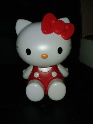 Hello Kitty坐枱燈