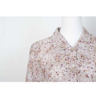 🚚 ::FlowerHolic:: Vintage 古著長袖襯衫 252