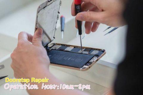 24/7 Doorstep Repair Service. iPhone Repair iPad Repair